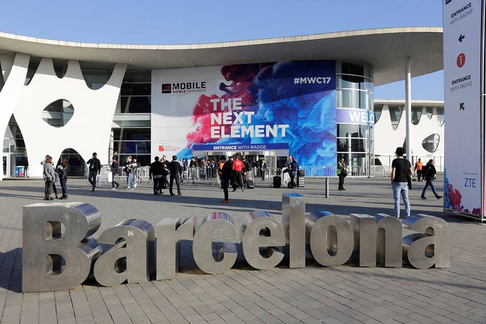 MWC2017 in Barcelona